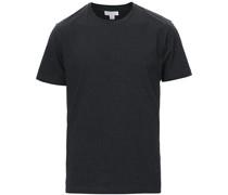 Riviera Organic Tshirt Charcoal Melange