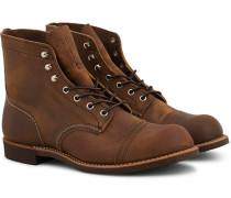 Iron Ranger Stiefel Copper Rough/Tough Leder