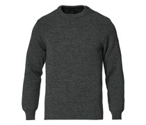 Fouesnant Classic Pullover Heather Grey
