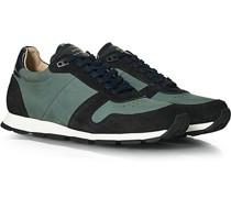 ZSP6 Nubuck/Suede Turnschuhe Sneaker Navy/Bleu Gris