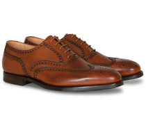 Westgate 2 City Sole Tan Brunished Calf