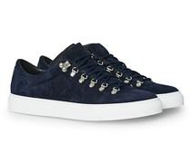 Marostica Low Sneaker Navy Suede