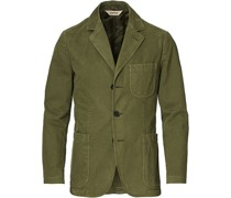 Murakami Garment Dyed Blazer Military