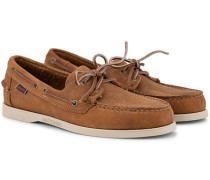 Dockside Segelschuh Brown