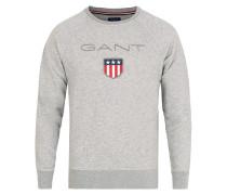 Shield Sweatshirts Grey Melange