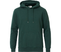Classic Organic Hood Emerald Green