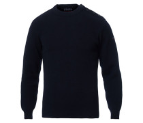 Fouesnant Classic Pullover Navy