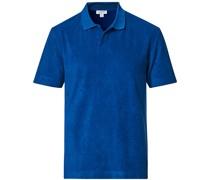 Organic Baumwoll Tuchling Polo Blue