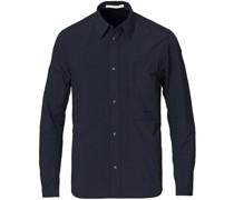 Thorsten Packable Hemd jacket Dark Navy