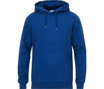 Classic Organic Hood Royal Blue