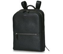 Ludlow Zip Around Rucksack Black