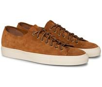 Suede Sneaker Terra