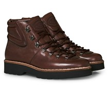 Hiking Winterstiefel  Dark Brown Calf