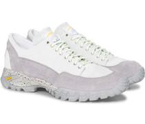 Possagno Track Sneaker Light Grey Suede