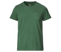 Kurzarm Pocket Tshirt Picket Green