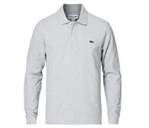 Longsleeve Original Polo Grey