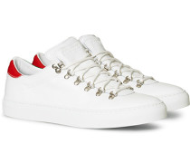 Marostica Low Sneaker White Nappa