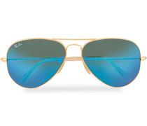0RB3025 Sonnenbrille Mirror Blue