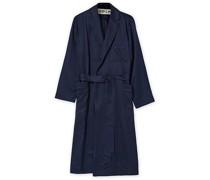 Home Robe Navy Blue