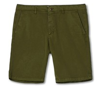 Crown Shorts Army Green