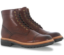 Joseph Stiefel Commando Sole Tan Calf