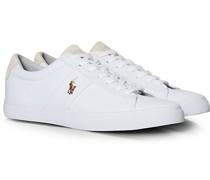 Sayer Canvas Sneaker White