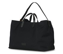 M/S Haven Canvas Weekender Coal/Black