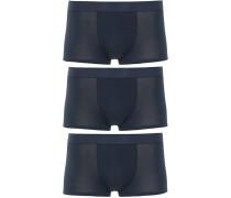 3-Pack Boxer Boxerhort Navy Blue