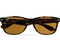 New Wayfarer Sonnenbrille Light Havana/Crystal Brown