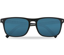 EZ0173 Sonnenbrille Shiny Black/Blue