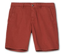 Crown Shorts Red