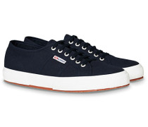 Canvas Sneaker Navy
