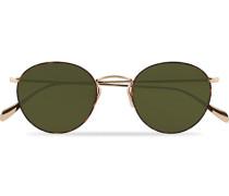 0OV1186S Sonnenbrille Gold/Tortoise