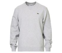 Sweatshirt Argent Chine