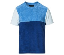 Color Block Baumwoll Blend Tshirt Rivieras
