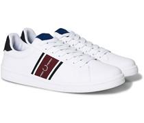 B721 Leder/Webbing Sneaker White/Navy