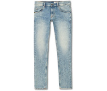 Evolve Leek Jeans Light Washed