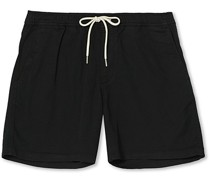 Gregor Drawstring Shorts Black