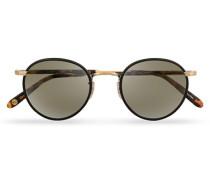 Wilson 49 Sonnenbrille Matte Black/Tortoise/Pure Grey