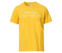 Miller Standard Tshirt Goldenrod