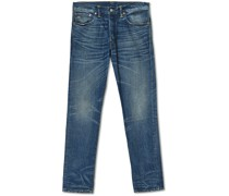 Slim Fit 5-Pocket Jeans Grandfalls Wash