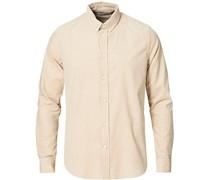 Liam Babycord Hemd Humus
