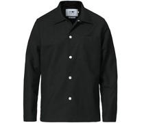 Basim Überhemd Black