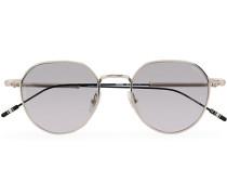 MB0060S Meisterstück Sonnenbrille Silver/Grey