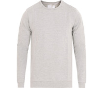 Enno Tshirt Light Grey Melange
