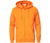 Classic Organic Full Zip Hood Sunny