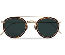 762 Sonnenbrille Tortoise