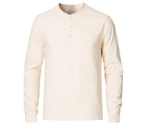 Garment Dyed Henley Natural