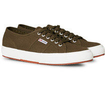 Canvas Sneaker Military Green
