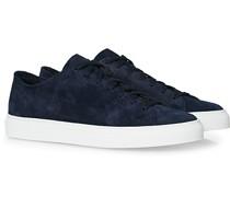 Loria Low Sneaker Navy Suede